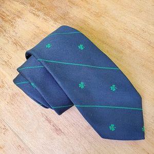 Vintage | Saint Patrick's Day Shamrock Tie